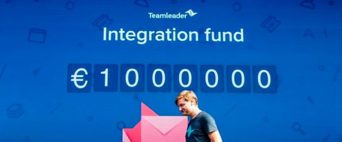 Teamleader fondo 1 millon