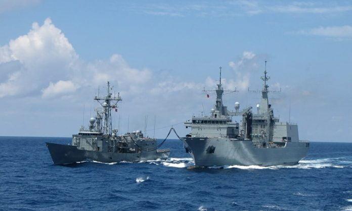 BAC Cantabria armada española