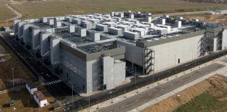 inversis telefonica alcalá data center