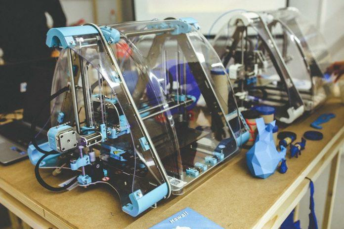 Comparativa Impresoras 3D 2018
