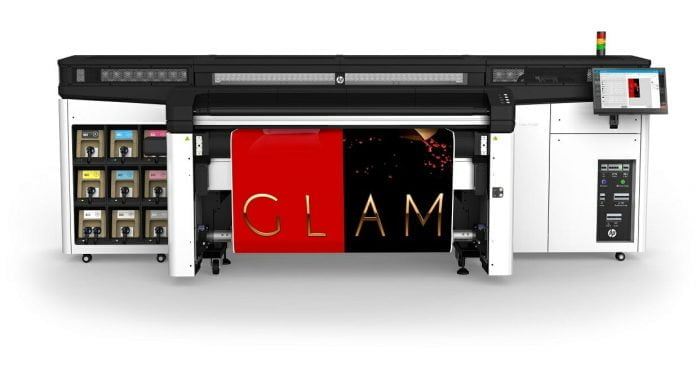 HP R1000 impresión en gran formato