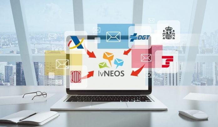 IVNEOS de Ivnosys, gestión de las notificaciones electrónicas obligatorias emitidas por cualquier organismo
