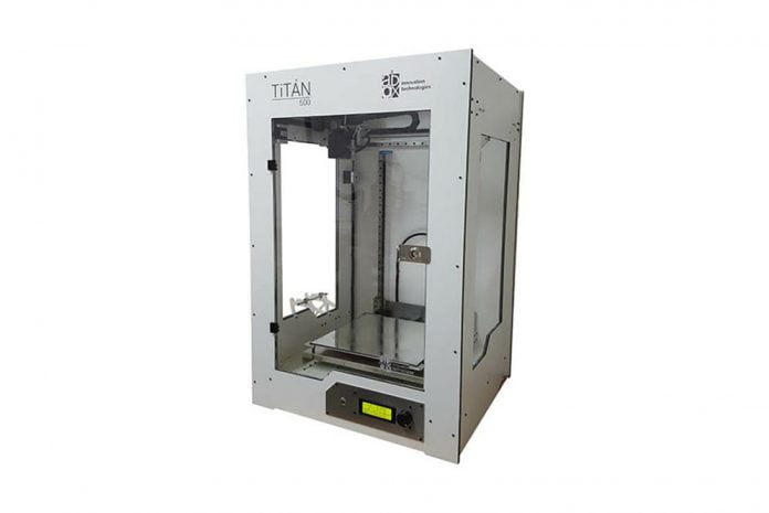Impresora 3D Abax Titán de Abax Innovation Technologies ok