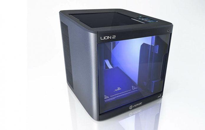 Impresora 3D LEON3D Lion 2, premio Red Dot Award.