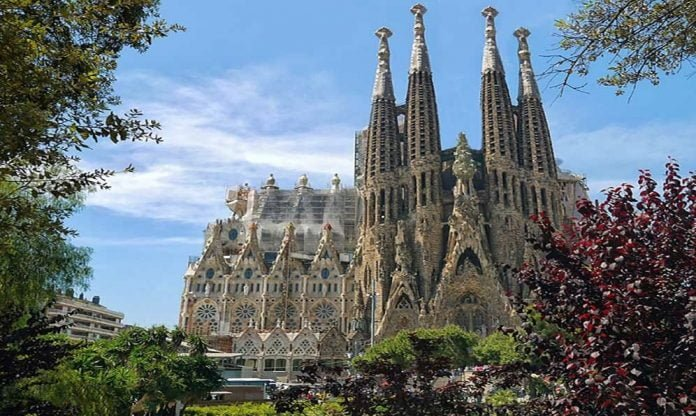 sagrada familia barcelona Foro Tecnológico @asLAN 2018