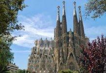 sagrada familia barcelona Foro Tecnológico @asLAN 2018 ciudad inteligente