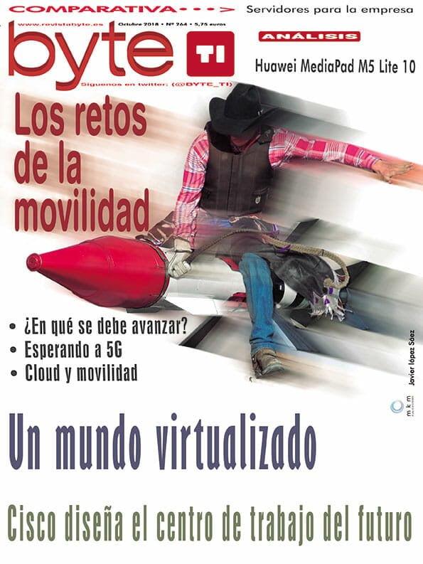 Revista Byte TI nº264, Octubre 2018