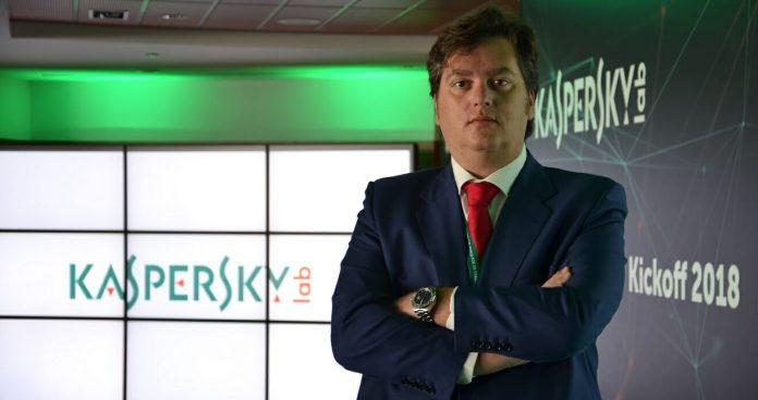 Alfonso Ramírez kaspersky lab cibercrimen