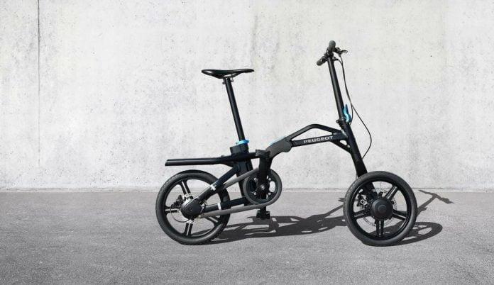 Bicicleta electrica Peugeot eF01, Autonomía Peugeot eF01