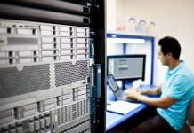 Cisco datacenter switches ancho de banda