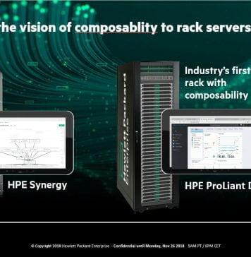 infraestructura definida por software HPE Hybrid Cloud Discover Press Release