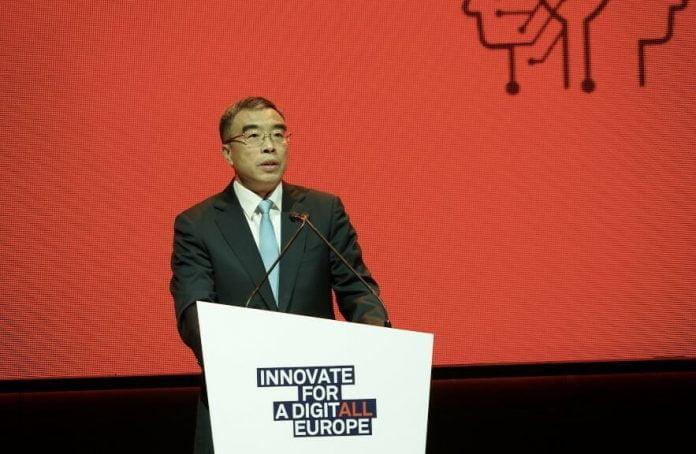 ecosistema de colaboración Huawei European Innovation Day