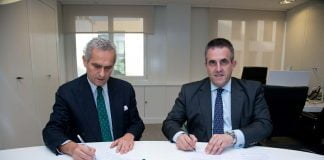el corte ingles y alibaba Rodrigo Cipriani, Alibaba Group and Victor del Pozo, El Corte Inglés