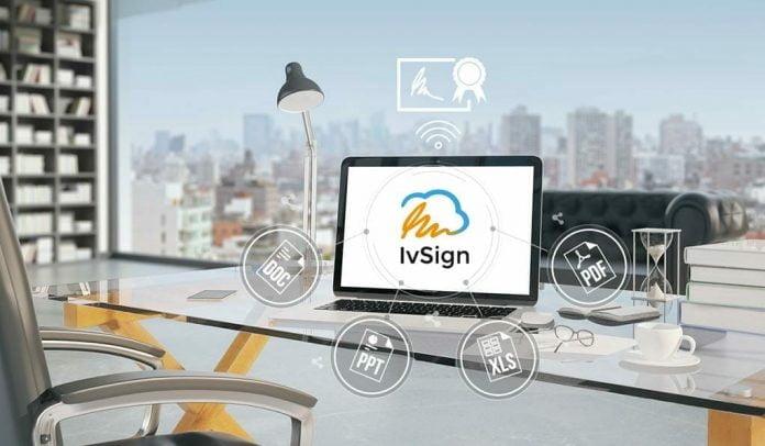 IVSIGN de IVNOSYS firma documentos, centralización de certificados digitales y firma electrónica
