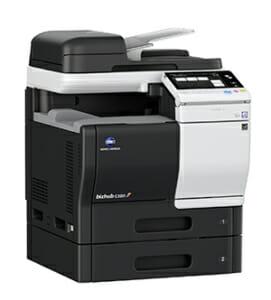 Impresora Multifunción Konica Minolta bizhub C3351