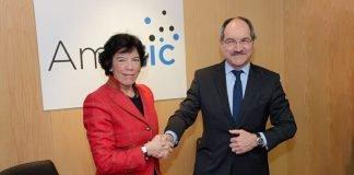 Acuerdo de colaboración Ministerio de Educación y Formación Profesional y AMETIC
