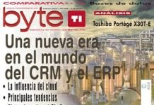Portada Revista Byte TI Febrero 2019