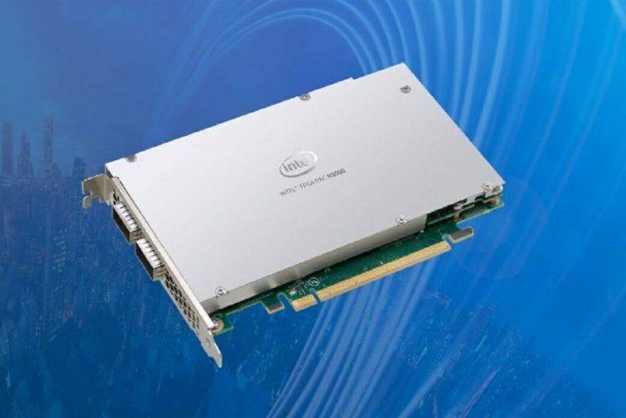 intel acceleration card para 5g