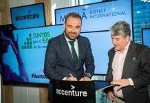 Accenture Melia realidad virtual