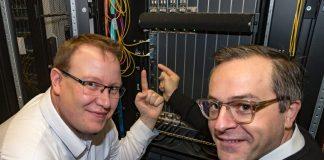 DE-CIX nokia intercambio de internet 400-GE