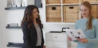 HP imprimir de forma sostenible