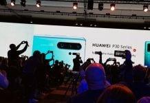 Nuevos Huawei P30 y Huawei P30 Pro ya disponibles