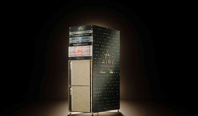 pure storage nvidia