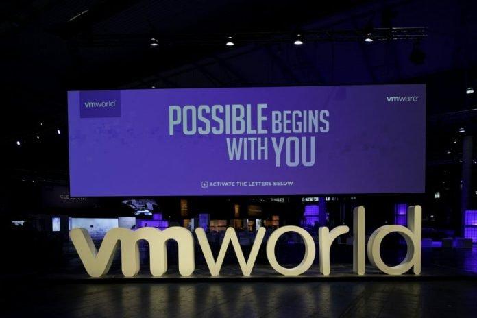 VMworld vmware octarine kubernetes