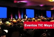 Eventos TIC Mayo 2019