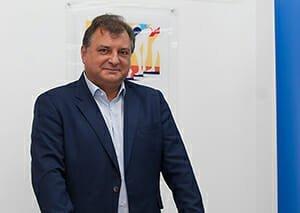 Ángel Benguigui, director general de Grupo Econocom