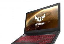 portátil gaming ASUS TUF FX504GD-DM364T