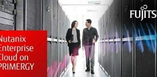 Nutanix Enterprise Cloud en PRIMERGY