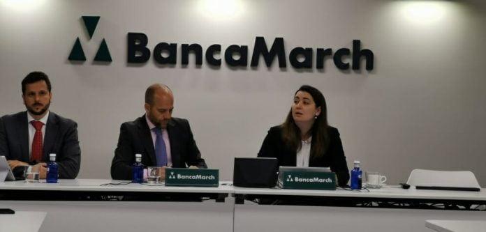 Andreea Maria Niculcea cuenta el proceso de transformación digital de Banca Marchy y anuncia el lanzamiento del asistente de voz con Smart Display del sector