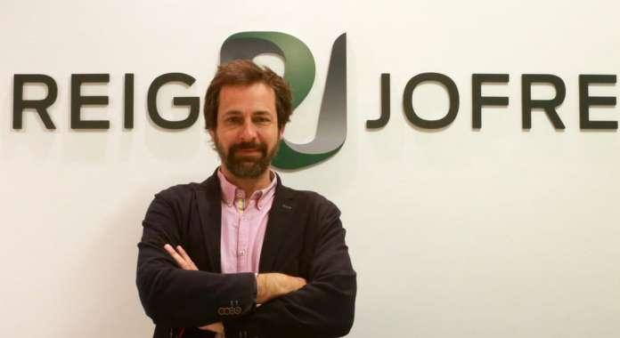 Entrevista con Gonazlo Basanta, CIO de Reig Jofre