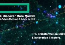 HPE Discover Madrid, 3 de julio de 2019
