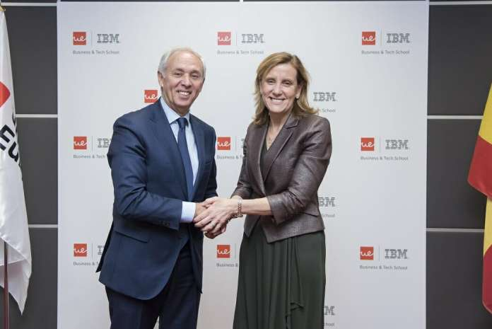 ibm universidad europea talento tecnológico