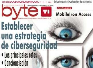 Revista Byte TI Septiembre 2019, Especial Ciberseguridad