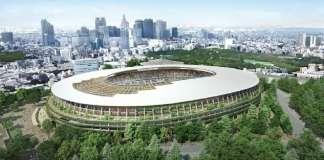 tokio 2020 estadio