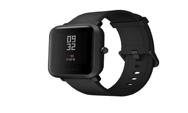 1.AMAZFIT Bip Xiaomi Smartwatch Monitore