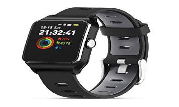 3.HolyHigh Reloj Inteligente Smartwatch
