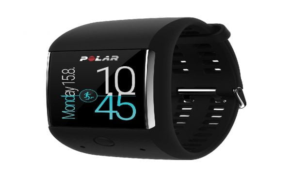 5.Polar M600 Smartwatch