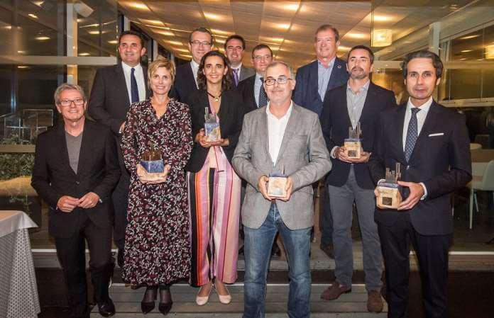 Entrega de los Premios Digital Tourist 2019' turismo inteligente ametic