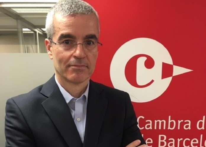 Albert Sierra, Director de procesos y sistemas de información de la Cámara de Comercio de Barcelona