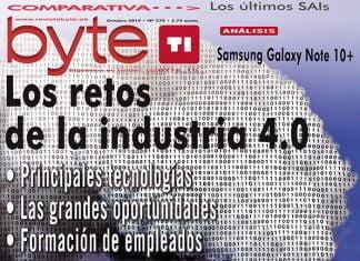 Portada Revista Byte TI Octubre 2019