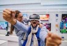 Realidad virtual y experiencia del cliente