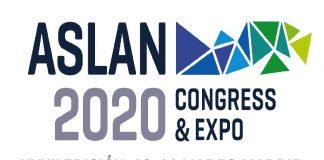 El Congreso ASLAN2020 se celebrará en Madrid el próximo 10 y 11 de marzo