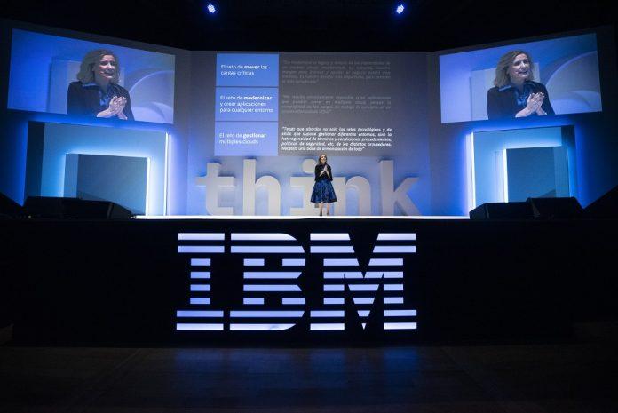 Marta Martínez IBM Think Madrid