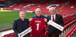 Acronis y Liverpool FC mejoran su seguridad cloud