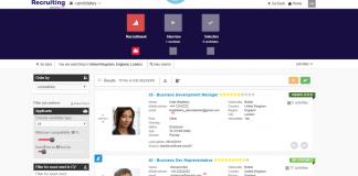 Talentia HCM suite Recruitment