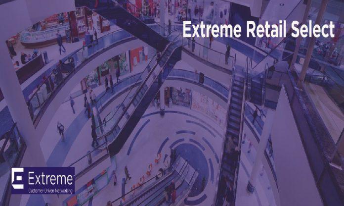 Extreme Networks lanza una solución de red para el sector retail